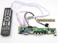 Yqwsyxl kit para m140nwr2 r0 tv + hdmi vga av usb lcd led controlador de tela placa motorista|Painéis e LCDs p/ tablet| |  -