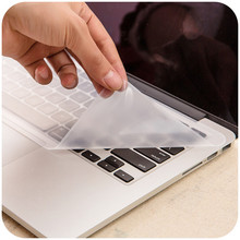 пылезащитный клавиатура прозрачный защитный пленка прозрачный силикон кожа чехол для ноутбука ноутбука ноутбук расходные материалы универсальный новый 2021