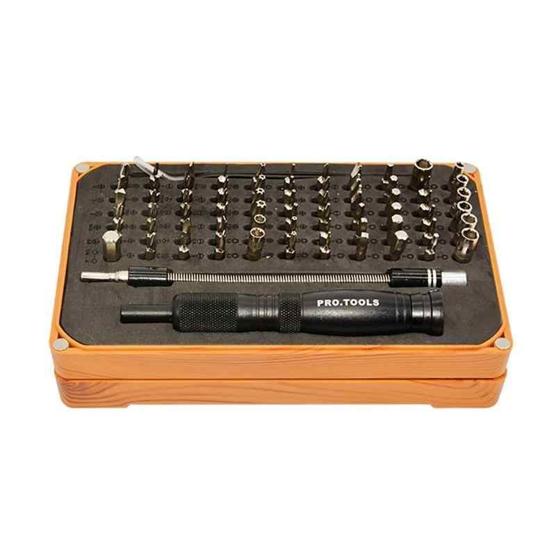 69 em 1 Chave De Fenda Set Repair Tool Kit Mão Do Telefone Móvel Dispositivo Eletrônico