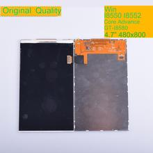 10Pcs/lot ORIGINAL LCD For Samsung Galaxy Win I8550 I8552 GT-i8550 Core Advance i8580 i869 LCD Display Screen Display Screen LCD цена и фото