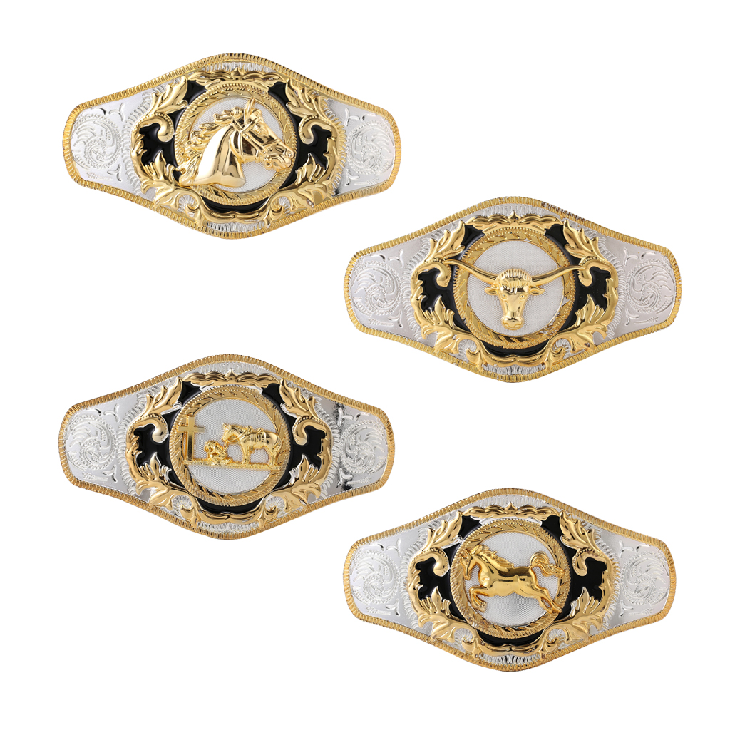 Western Belt Buckle Animal Bull Rodeo Antique Large Buckle Vintage Cowboy Belt Buckle Indian Belt Buckle Belt Accessories