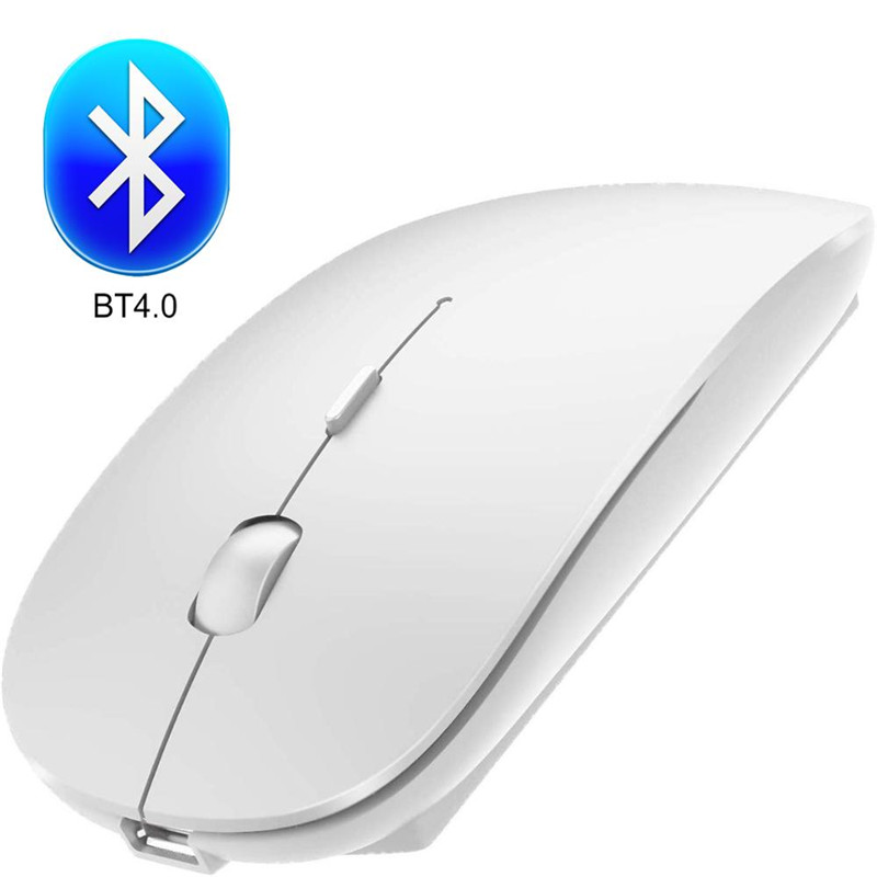 Wireless Mouse Bluetooth Rechargeable Mouse Wireless Computer Silent Mause Ergonomic Mini Mouse USB Optical Mice For PC Laptop