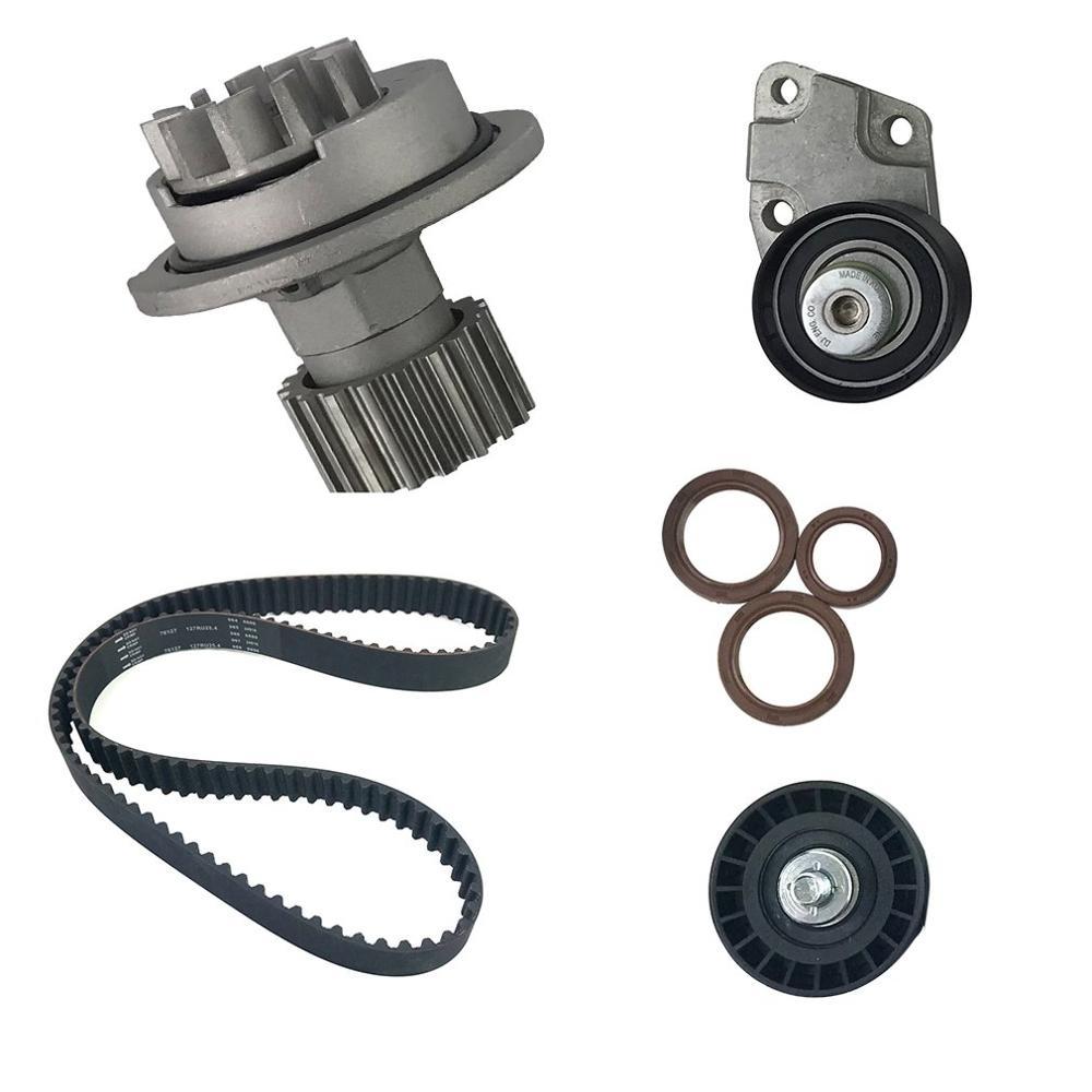 타이밍 벨트 워터 펌프 키트는 잠금 및 조정 도구에 적합합니다. Chevrolet Aveo 1.6L Dohc 2004-2008 용 설치 도구