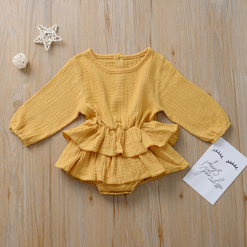 Baby Bodysuit Long Sleeve Baby Body Neonato Clothes Baby Girl Onesie Funny Bodies Bebe Algodon Body Long Sleeve Solid 0-24m Z4