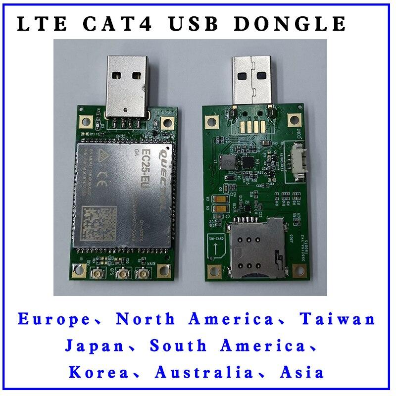 EC25 EC25-E EC25-AU EC25-EU EC25-A EC25-EC 4G LTE USB DONGLE With Sim Card Slot