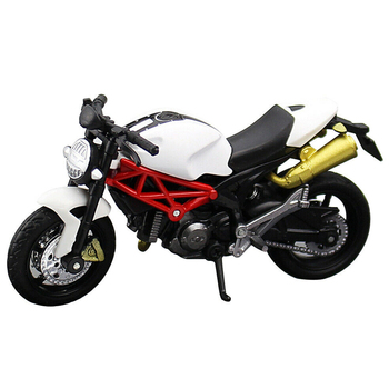 Simulation Motorcycle Model Toy 1:18 Scale Motorbike Collection Decoration for Children F-Best image