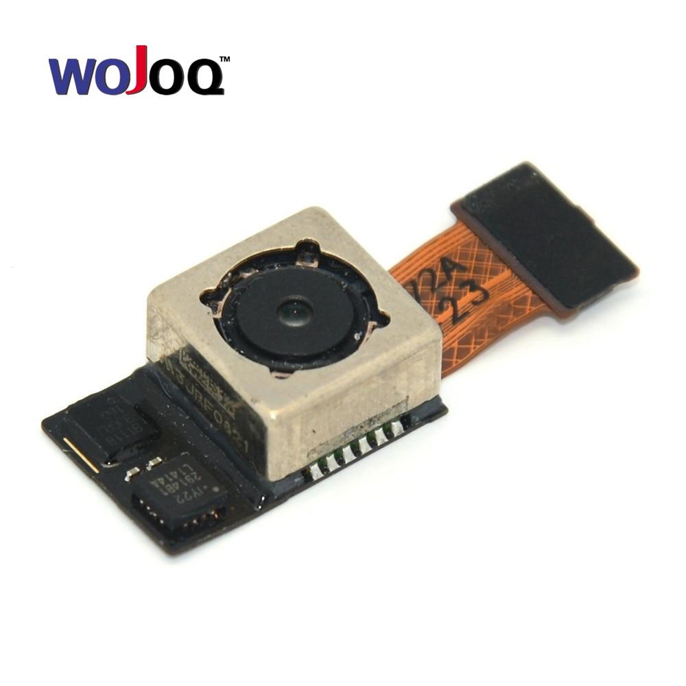 Original Back Rear Camera Lens For LG G2 D800 D801 D802 D803 D805 LS980 VS980 Back Big Camera Flex Cable Replacement Part K8 K4
