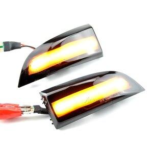 Image 5 - مصباح انعطاف مرآة ديناميكي ، إشارة انعطاف ، مناسب لرينو ميجان 3 MK3 III RS 2008 2016 BZ KZ DZ