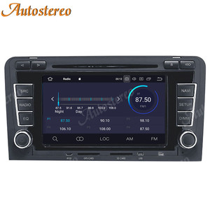 Image 5 - Android 10 PX5/PX6 Car Radio DVD Player GPS Navigation For Audi A3 2003 2013 Auto Stereo Multimedia Player Head Unit ISP Screen