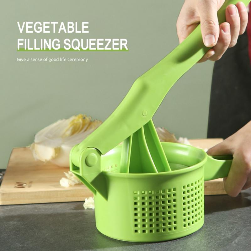 Super Water Squeezer Vegetable Dehydration Squeezed Dumplings Cabbage Home Pressing Wringing Water Super Kitchen Dehydrator