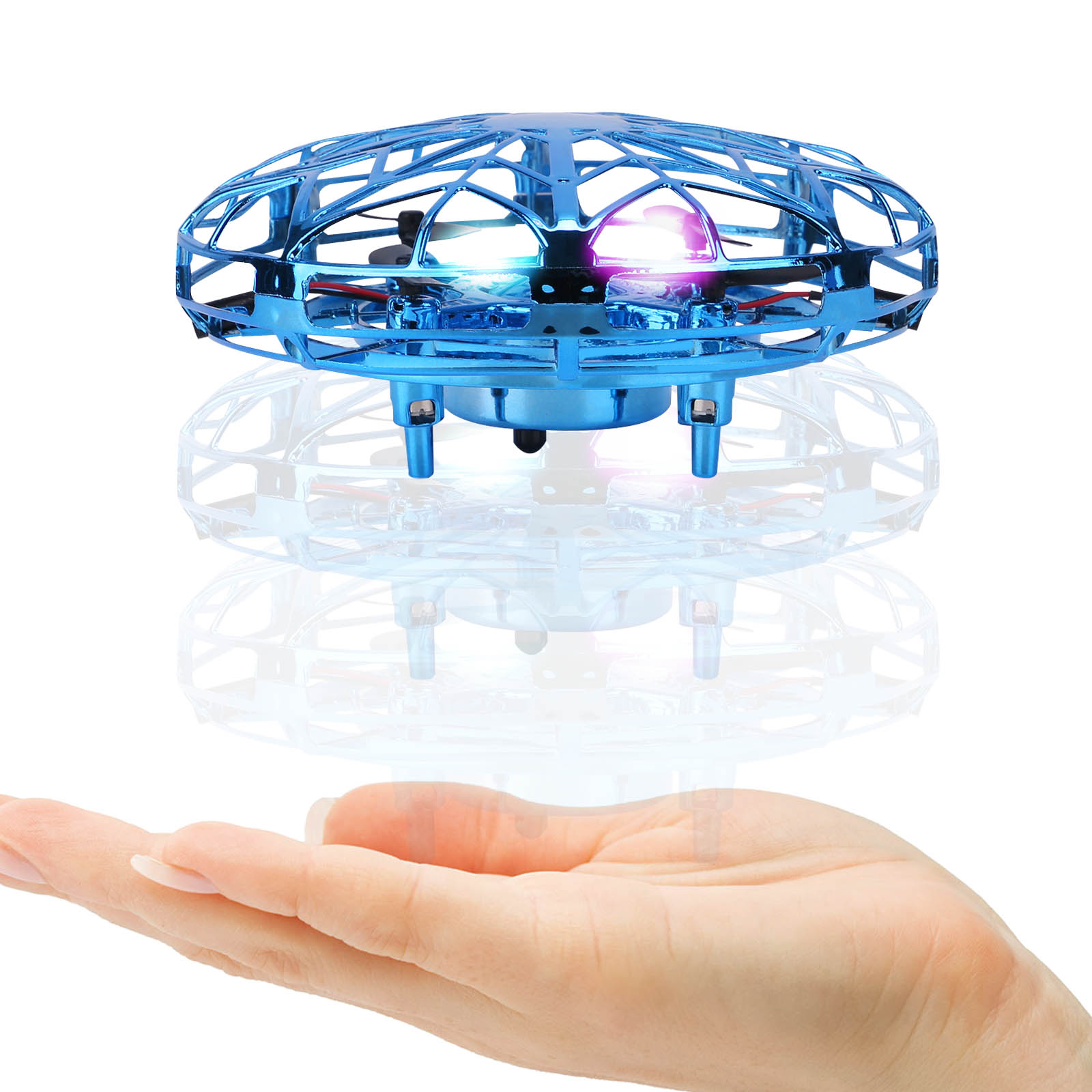 Flying Helicopter Mini Drone UFO RC Drone Infraed Induction Aircraft Quadcopter Upgrade RC Toy Kids Children Adult Electric Toys