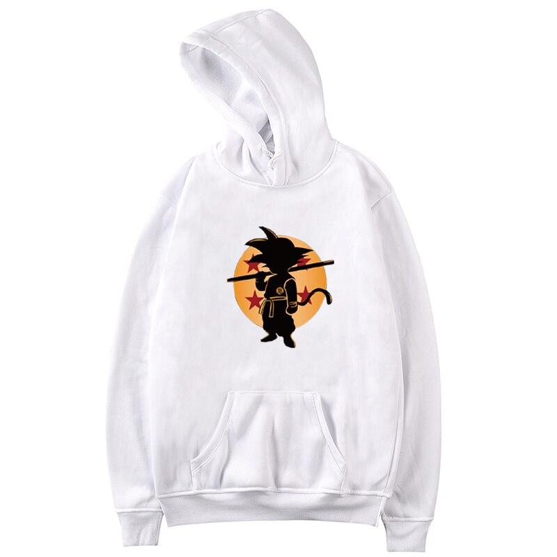 Dragon Ball Goku Hoodies Women Sweatshirt Men Clothing Pullovers Hoodies Hip Hop Hoodie Winter Clothes Streatwear Sweatshirts