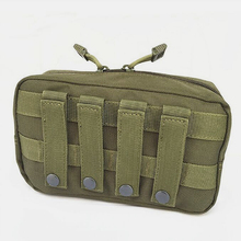 Camouflage Tactical Molle Belt Pouch Military Clutch Bag Wat