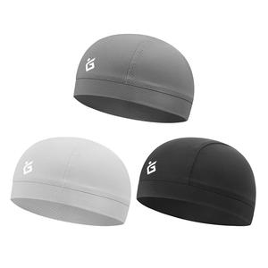 Cooling Skull Cap Breathable Sweat Wicking Cycling Running Hat Cap Odorless and Sweat-absorbent sweat-absorbent no discoloration
