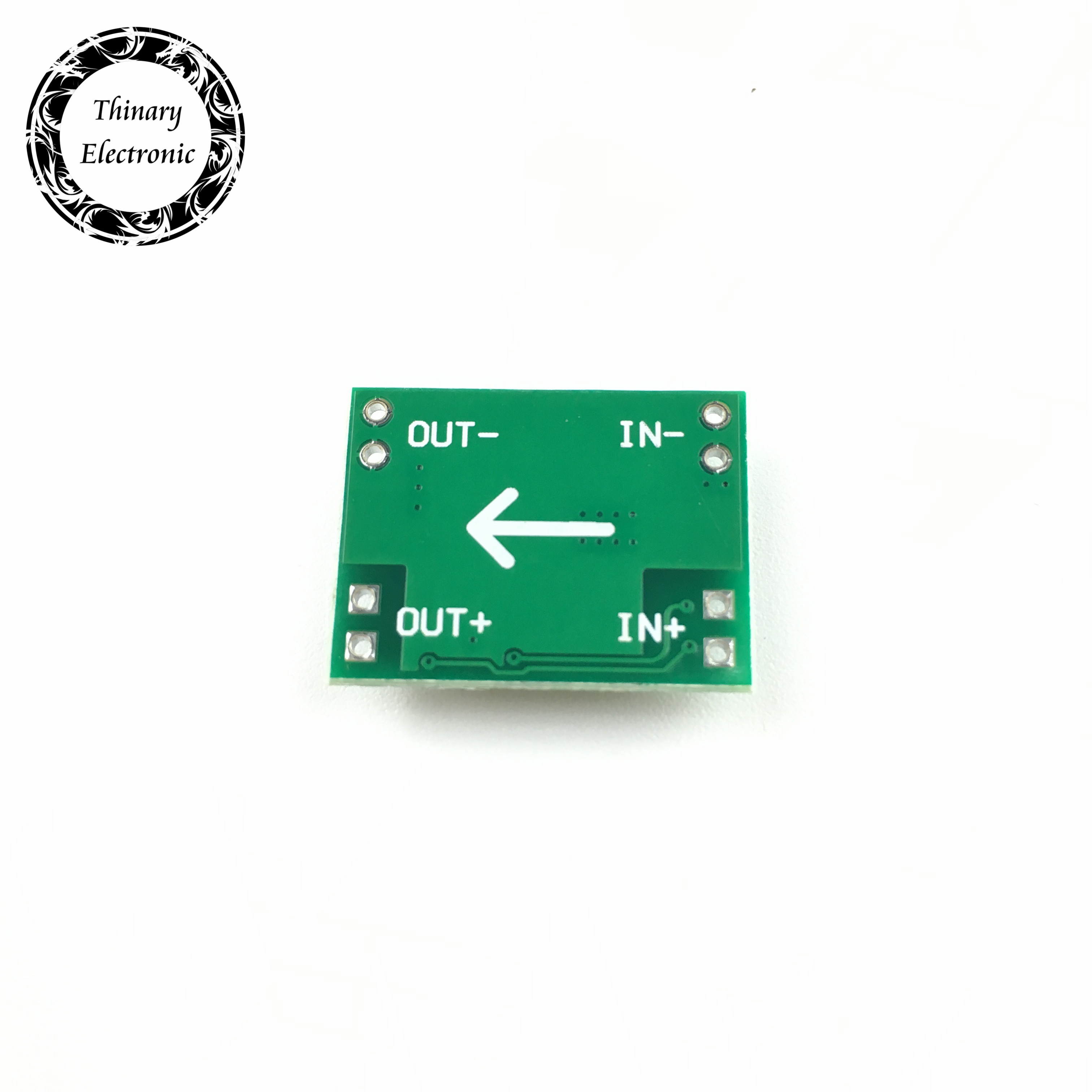 Image 3 - Thinary 100PCS Ultra small power supply module DC DC BUCK 3A MP1584 MP1584EN adjustable buck module regulator ultra LM2596S-in Integrated Circuits from Electronic Components & Supplies