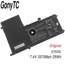AT02XL Originele Batterij Voor Hp Elitepad 900 G1 Tafel HSTNN C75C HSTNN IB3U 7.4V Laptop 3375Mah 25Wh 685368 1B1 Tafel Batterij