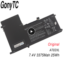 AT02XL oryginalny bateria do HP ElitePad 900 G1 stół HSTNN C75C HSTNN IB3U 7.4V laptopa 3375Mah 25Wh 685368 1B1 tabeli baterii