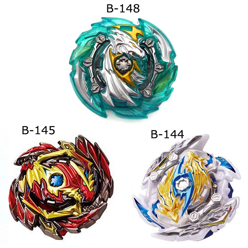Top Launchers <font><b>Beyblade</b></font> <font><b>Burst</b></font> Toys <font><b>B</b></font>-148 <font><b>B</b></font>-145 <font><b>B</b></font>-<font><b>144</b></font> bables Toupie Bay blade <font><b>burst</b></font> Metal God Spinning Tops BeyBlader Blades Toy image