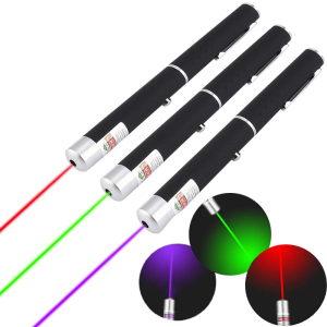Red Purple Blue Green Laser Po