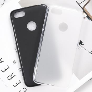 Перейти на Алиэкспресс и купить Чехол для телефона fundas, задняя крышка для ZTE Blade V9 Vita 5,45 дюйм, чехлы для смартфонов, мягкий ТПУ Матовый гелиевый силиконовый чехол funda