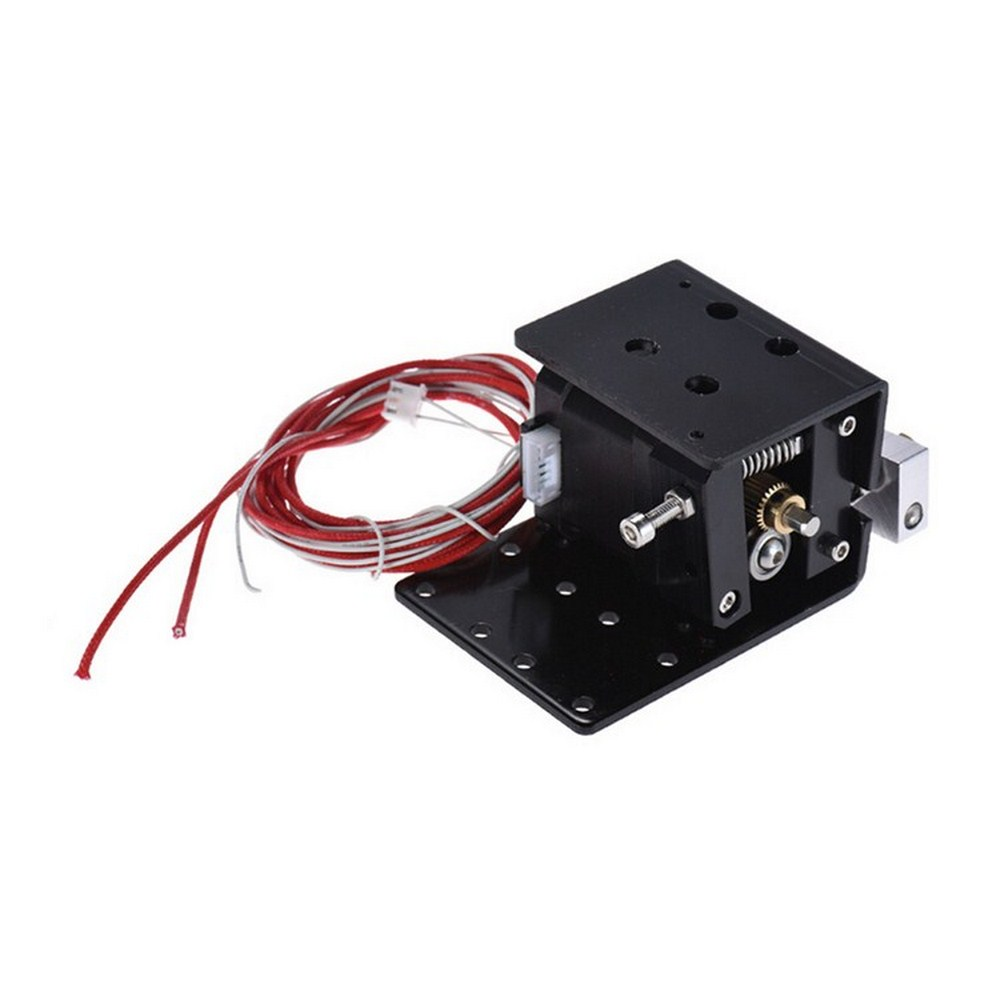 Anet Mk8 Extruder Motor Kit 0.4Mm Nozzle 30Mm Extruder Throat 12V 40W Heater Thermistor Aluminum Heater Block For A8 Plus Prin