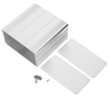 Enclosure Box Junction Shell Heat Dissipation Housing Accessories 50x100x100mm Aluminum Project Box Case aluminum housing project box case heat dissipation shell housing 32x82x110mm enclosure box