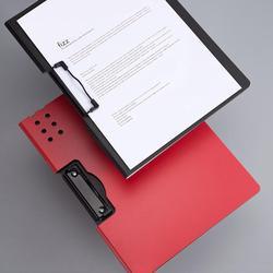 Nowy Xiaomi Fizz poziome A4 Folder matowy tekstury przenośny Pad przenośny długopis taca zagęścić teczki szkolne materiały biurowe 6