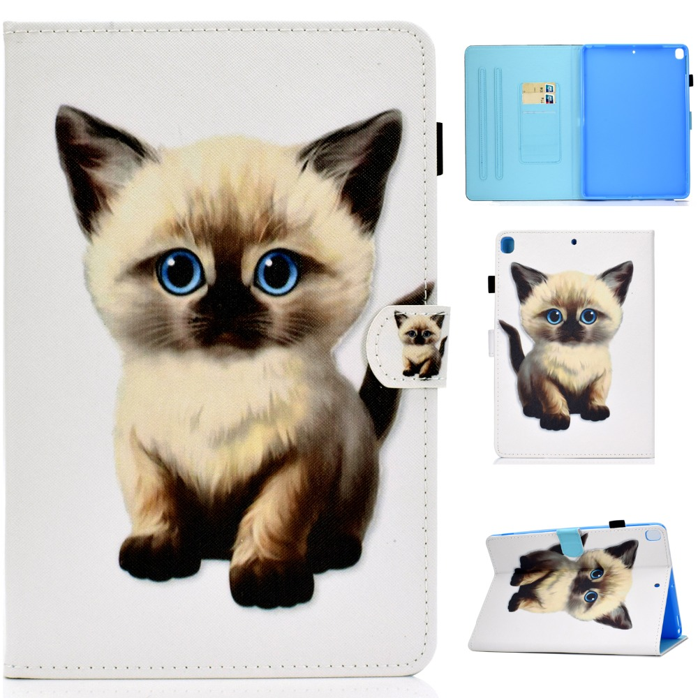 for Book-Stand iPad 7th New Case iPad/10.2inch/Model/.. A2197-Cover