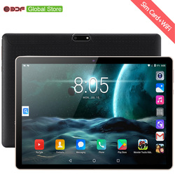 Nieuwe Originele 10 Inch Tablet Pc Android 7.0 Google Markt 3G Telefoontje Dual Sim Kaarten Ce Merk Wifi gps Bluetooth 10.1 Tabletten