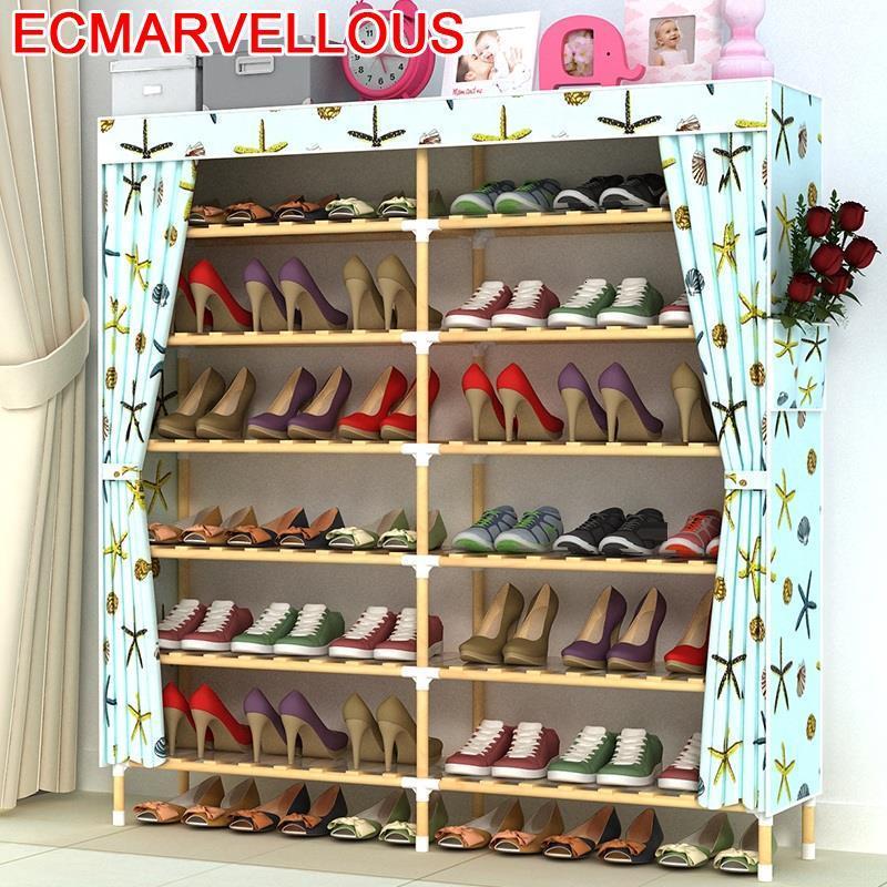 Moveis font b Closet b font Rangement Schoenenkast Kast Zapatero Organizador De Zapato Furniture Meuble Chaussure