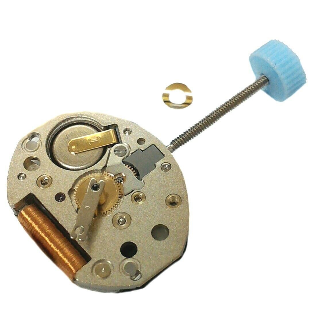 New Repair Replacement Part For 3 Hands RONDA 753 REPLACEMENT QUARTZ WATCH MOVEMENT 753/3 Hands