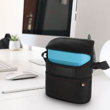 Dustproof Dustproof Travel Storage Bag Portable Protective Box Cover Carrying Case for Bose SoundLink Color 2 Bluetooth Speaker цена и фото