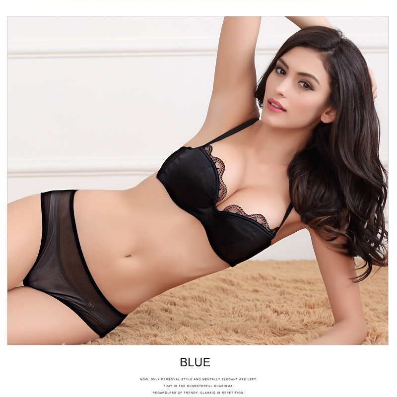 VS Brand Breast Arrival Bra Thin Comfortable Push Up Bra Sets Women Lingerie Lace Women Bra And Panty Sets
