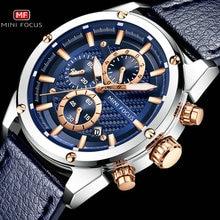 Đồng Hồ Thể Thao Dành Cho Nam Đồng Hồ 2020 Sang Trọng Thương Hiệu Hàng Đầu Chronogragh Đồng Hồ Lịch Ngày Chống Nước Đa Năng MINI Tập Trung Horloges