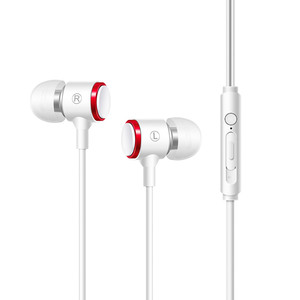 Image 3 - HiFi Stereo 3.5mm In Ear Earphones With Microphone Gaming Headset Earbuds Wired For Xiaomi Redmi Note 7 Umidigi A5 Pro Honor 8X