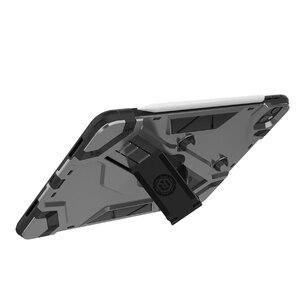 """Image 3 - สายคล้องมือสำหรับ Apple iPad Pro 11 นิ้ว 2018 แท็บเล็ต TPU + PC Heavy Duty ARMOR Case สำหรับ iPad pro 11 """"2020 HYBRID ทนทาน"""