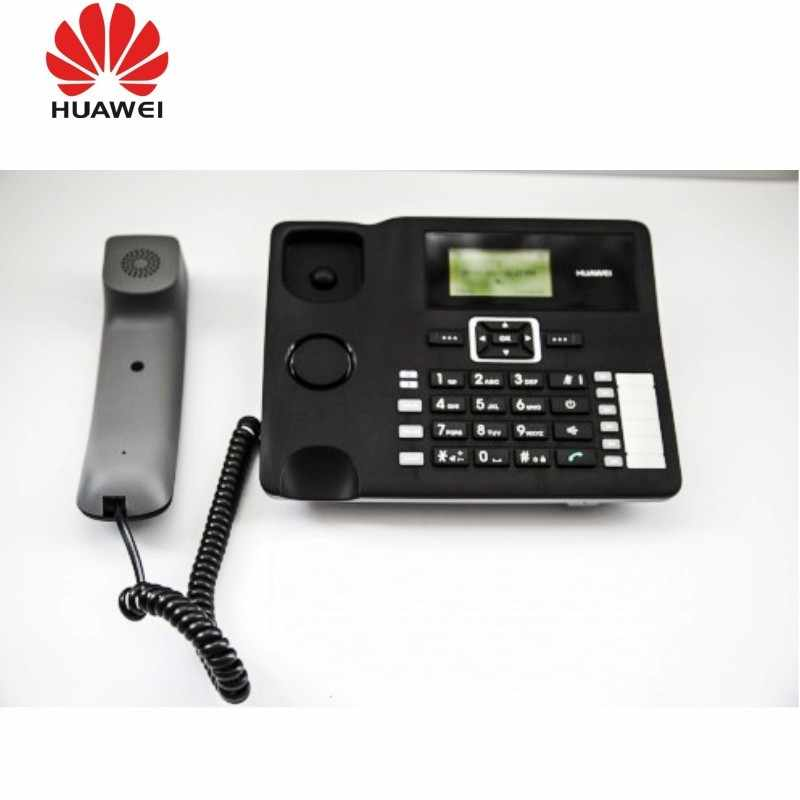 Huawei f617 3g wcdma900/2100 mhz gsm desktop telefone bluetooth gsm fixo celular terminal gsm com fio desktop escritório telefone