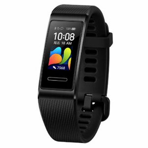Image 2 - מקורי Huawei להקת 4 פרו GPS חכם להקת מתכת מסגרת צבע מסך מגע דם חמצן לשחות קצב לב חיישן שינה צמיד