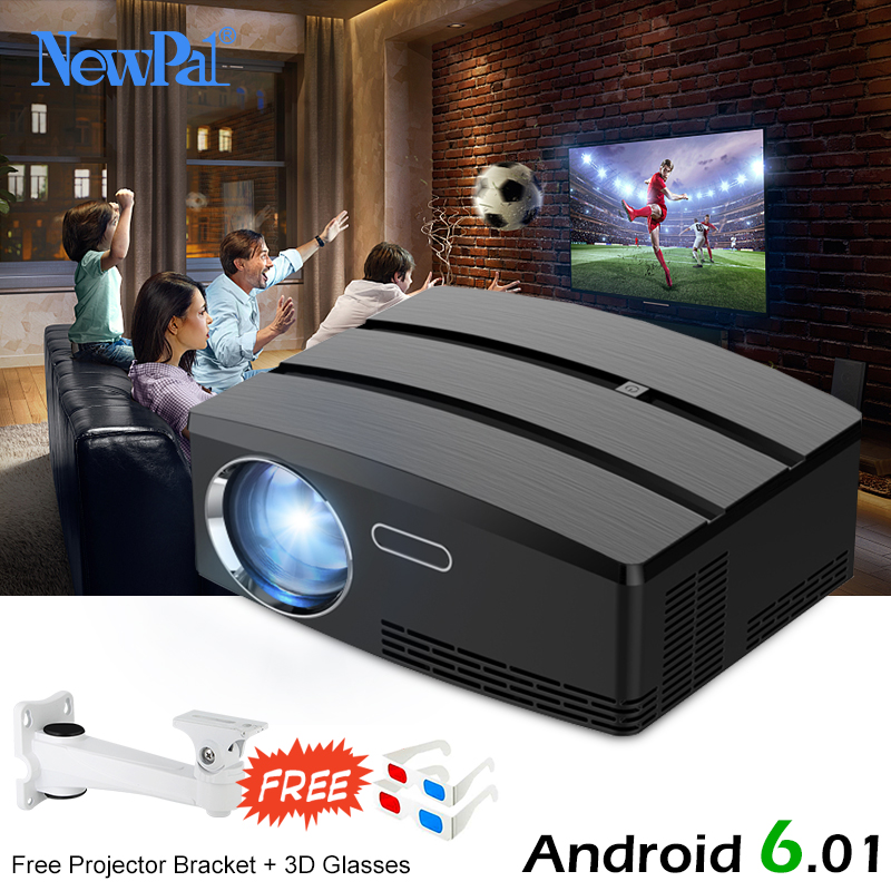 Image 3 - Mini Projector Home Theater Projector Android Wifi Beamer 3D HD LED Proyector with HDMI USB VGA AV Port Clearance Video TV-in LCD Projectors from Consumer Electronics
