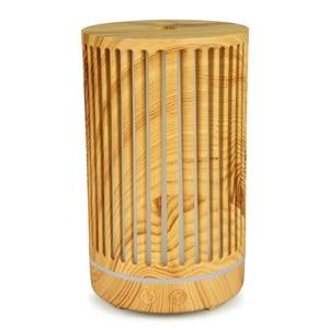 Image 2 - NMT 055 200 мл светодиодный ночной Светильник Воздухоочистители полый цилиндр для дома увлажнитель воздуха Эфирное масло Арома диффузор дропшиппинг