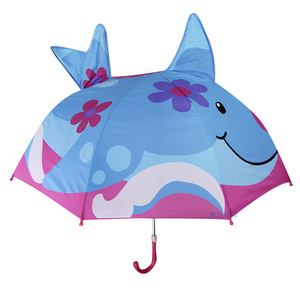 Image 5 - Cute Cartoon Children Umbrella animation creative long handled 3D ear modeling kids umbrella For boys girls