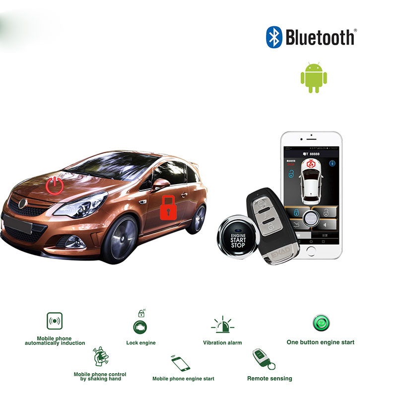 Car Alarm System Central Locking With Remote Control Offline Offline Starline A93 Start Stop Button Quad Lock Central Locking
