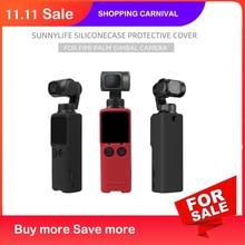 Yeni el Gimbal kamera için PVC etiket FIMI palmiye kamera çok serin desenler çıkartmaları koruyucu film kapak aksesuarları