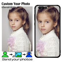 DIY Photo Custom Phone Case For Xiaomi Mi 9SE 9 89T A1 A2 6X 5X F1 Soft TPU Black Cover Name Logo Blessing Gift Souvenir(China)