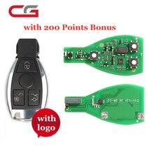 CG МБ быть Ключевые Pro для Benz FBS3 221/216/164 /251 315/433 МГц 3 корпус для ключей на кнопке с логотипом и получи 1 бесплатно маркер для CGDI MB ключевой програ...
