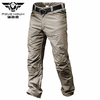 PAVEHAWK Cargo Pants Men Elastic Waterproof Army Tactical Military Hiking Trekking Jogger Casual Trousers Sweatpants Streetwear 1
