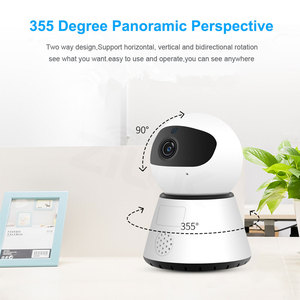Image 2 - ZILNK 1080P HD Wireless WIFI IP Camera Cloud Intelligent Auto Tracking Of Human Home Security CCTV Baby Monitor Ycc365 Plus
