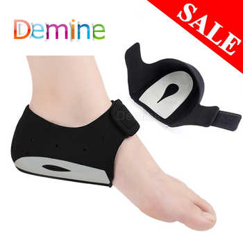 Silicone Gel Heel Pad for Plantar Fasciitis Spurs Cushion Shock Absorption Foot Skin Care Protector Moisturising Shoe Insert Cup - DISCOUNT ITEM  43% OFF All Category
