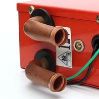휴대용 세라믹 24 w 자동차 12 v dc 플러그 차량 난방 냉각 히터 팬