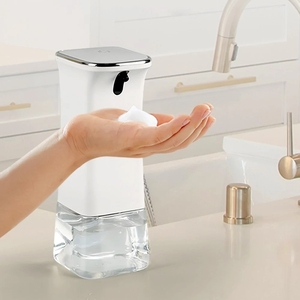 Image 5 - Автоматический индукционный дозатор мыла ENCHEN, бесконтактная пенообразовательная стиральная машина для умного дома и офиса